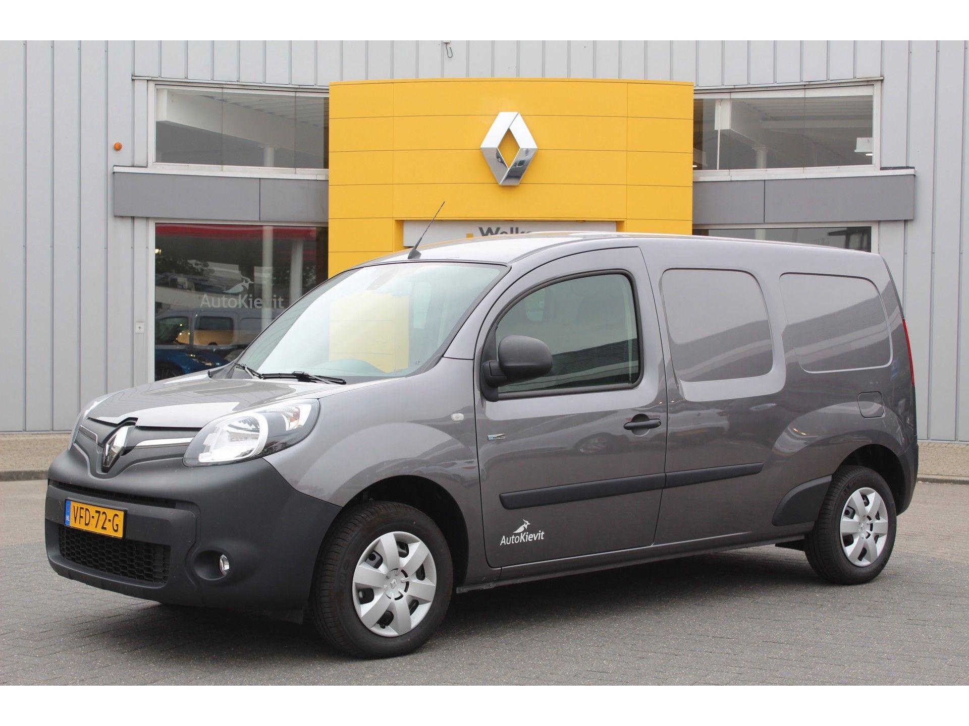 Renault Kangoo Z.E. Maxi - Demo
