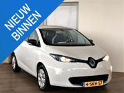 RenaultZoe - (ex Accu) €2000, - Overheidsub. Part.*ZIE TEXT