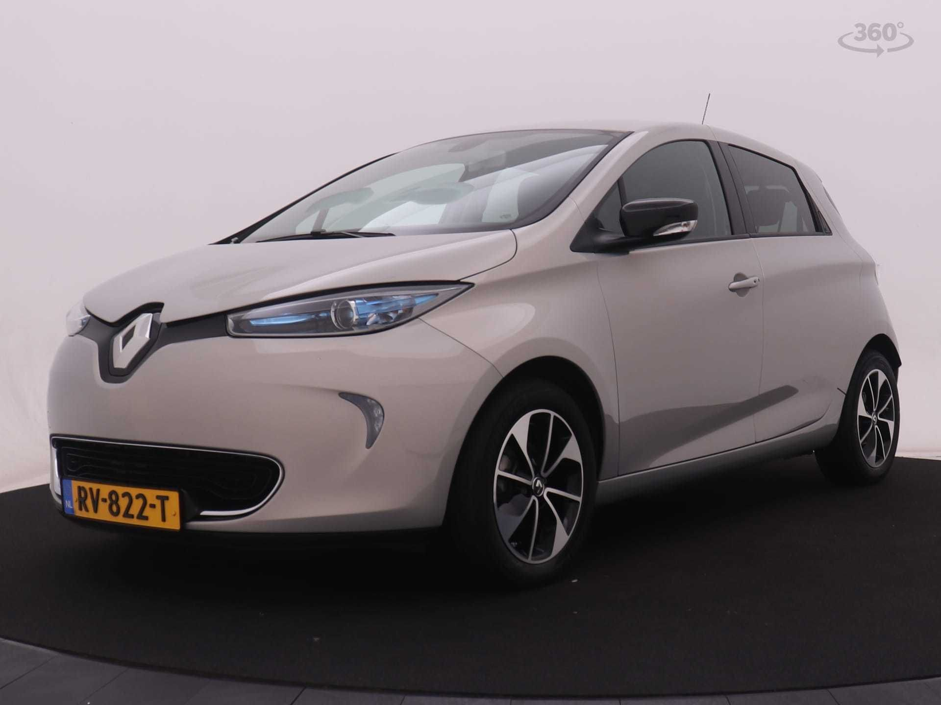 Renault Zoe Q90 Intens Quickcharge 41 kWh