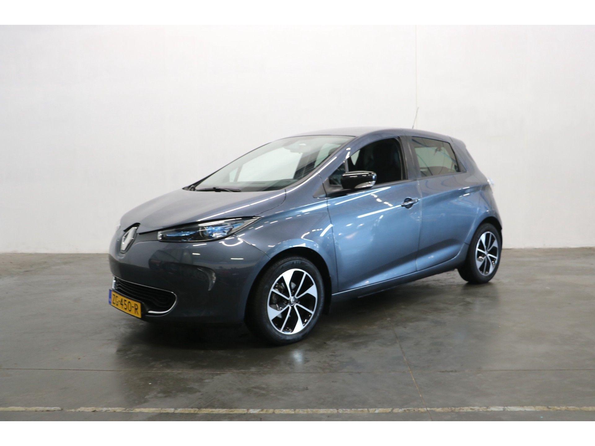 Renault Zoe E   Intens   Navi   Clima   EX Batterij   incl BTW