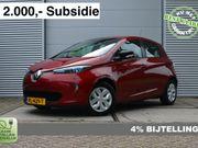 Renault Zoe R90 Life 41 kWh (Accu huur) 10.743ex