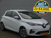 Renault ZOE R135 Edition One 50 Batterijhuur Nu inclusief €4000,- voordeel en tot €4000,- subsidie voordeel!