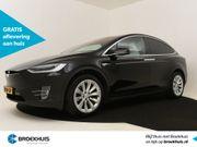 TeslaModel X - Model X 90D 6p. | Proefrit Mogelijk | Autopilot | Towing Package | Leder | | 4% Bij