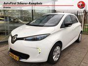 Renault Zoe Q210 Zen Quickcharge 22 kWh (ex Accu) Navigatie R-Link Climate Cruise Dealer onderhouden