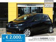 Renault Zoe Q210 Intens Quickcharge 22 kWh (ex Accu) / 4% / CRUISE / CLIMATE / 1E EIGENAAR / 64.000KM!