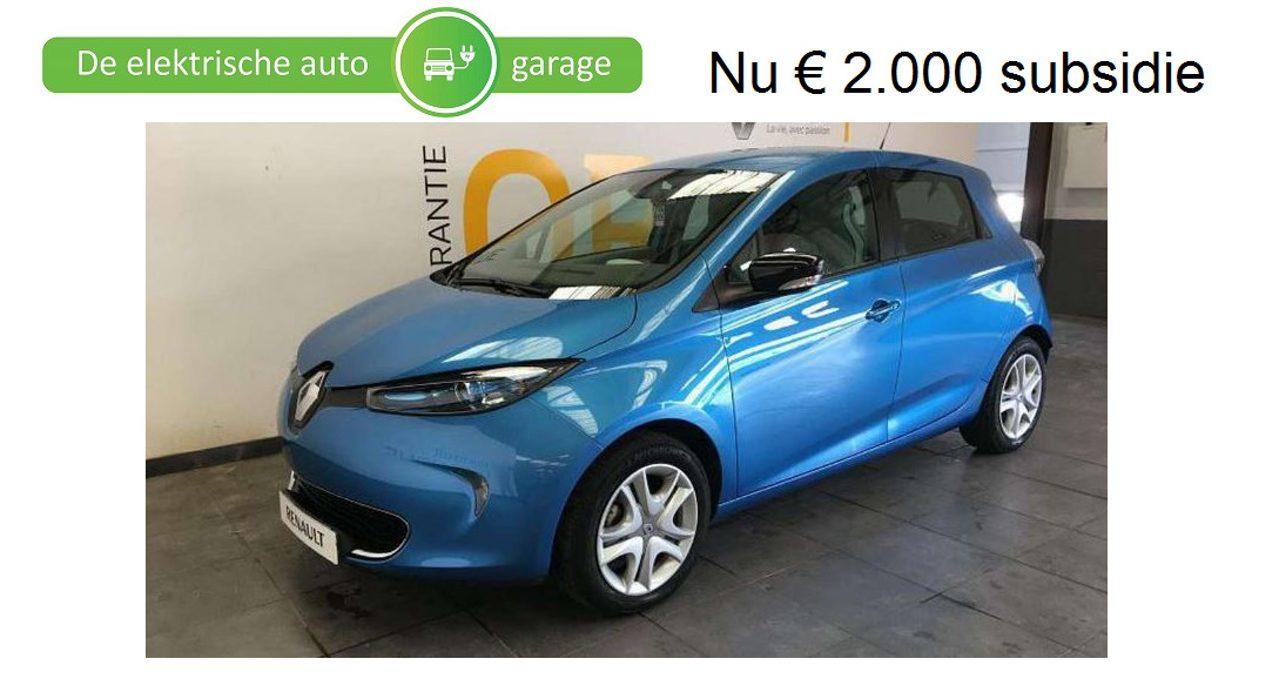 RenaultZoe - 41 kWh (ex Accu) ZEN