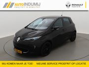 RenaultZoe - Q210 Intens Quickcharge 22 kWh (Batterijhuur) // Navi / Camera / Climate control