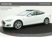Tesla Model S 85 | 1e eigenaar | Tech pakket | Panoramadak | * * | Leder | Navigatie | Stoelverwarming | Elektrische achterklep
