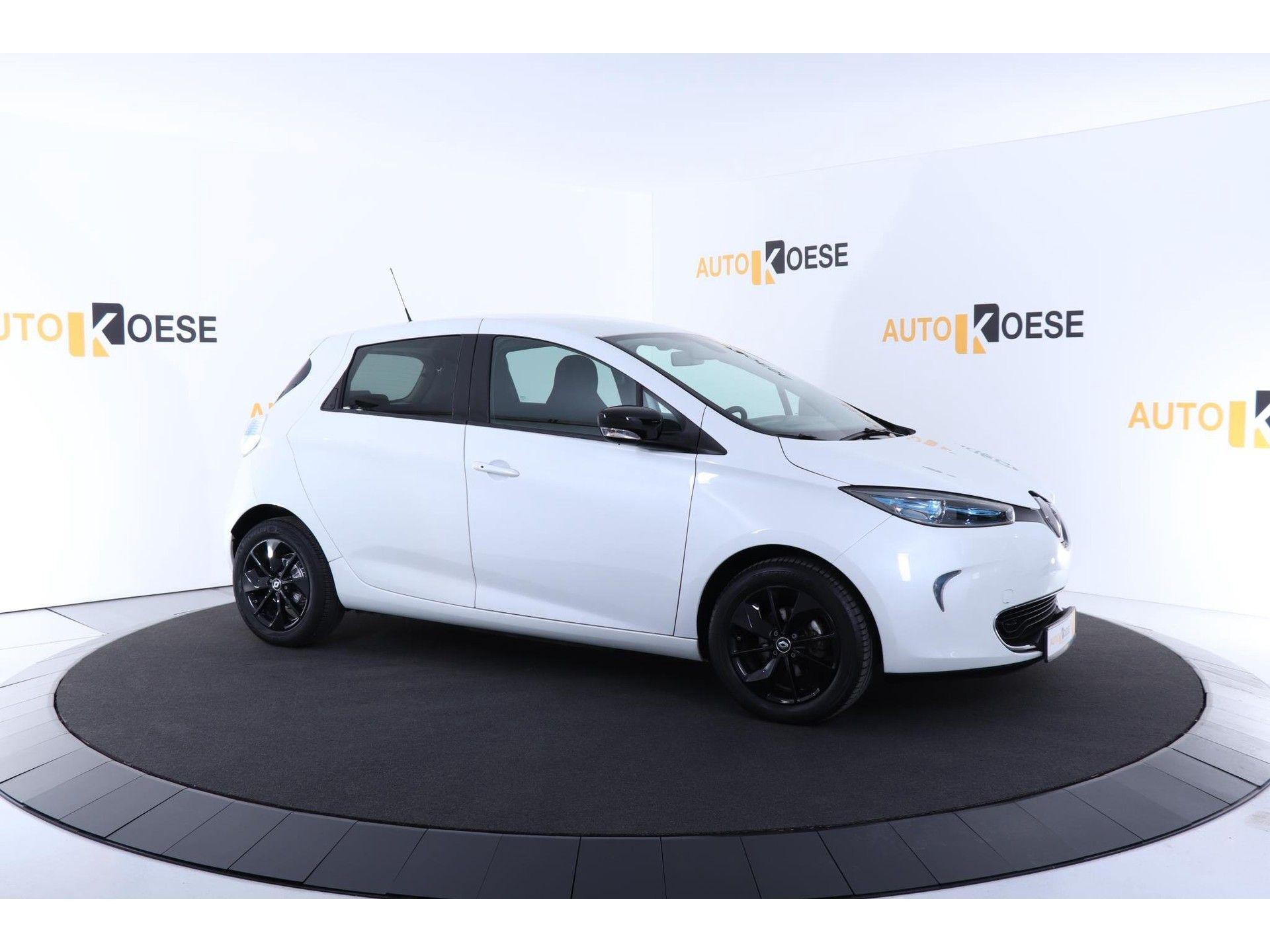 Renault Zoe R90 Intens 41 kWh GROTE RANGE € 16.819 INCL.