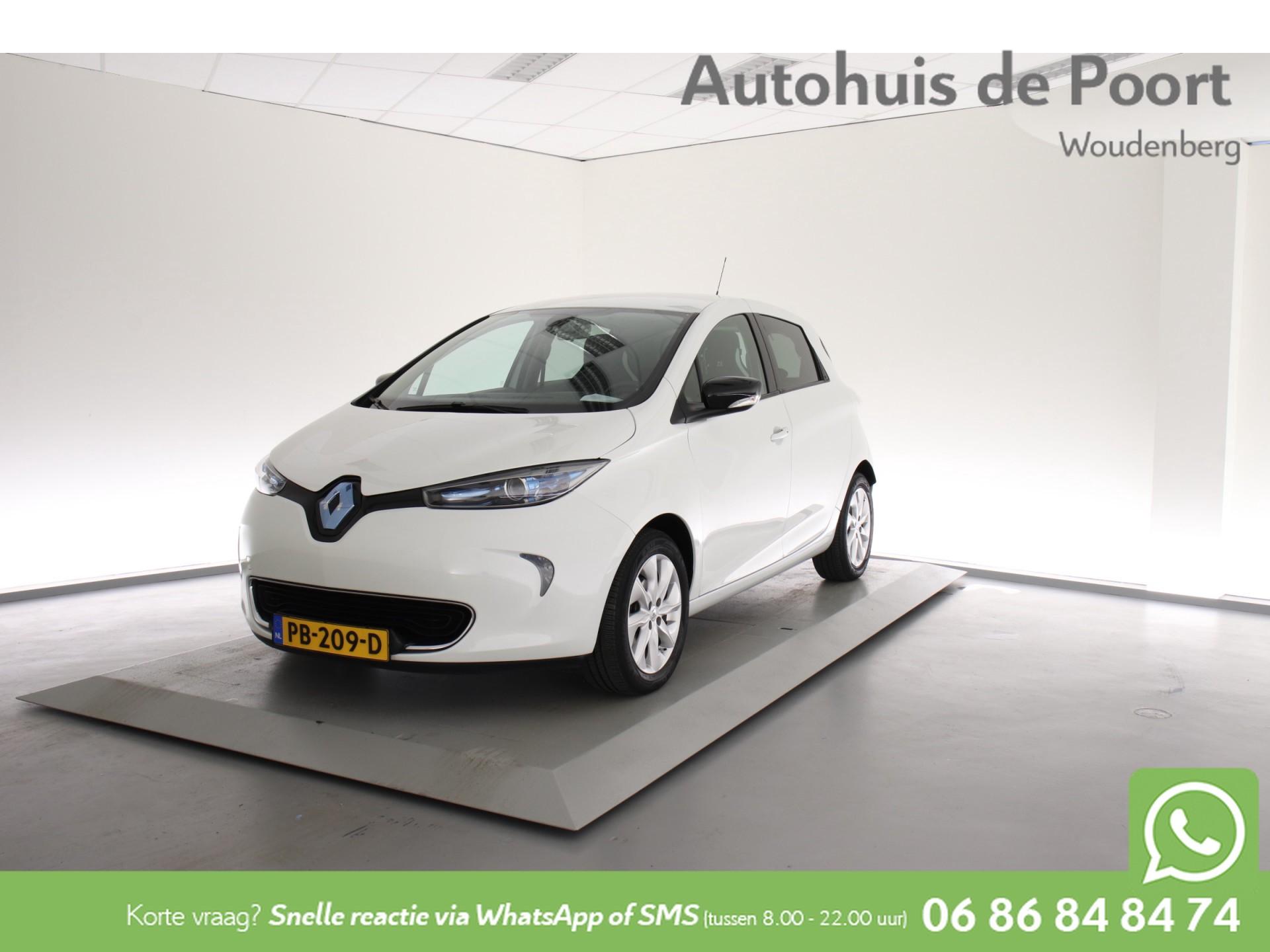 RenaultZoe - R240 Intens 22 kWh Incl. BTW