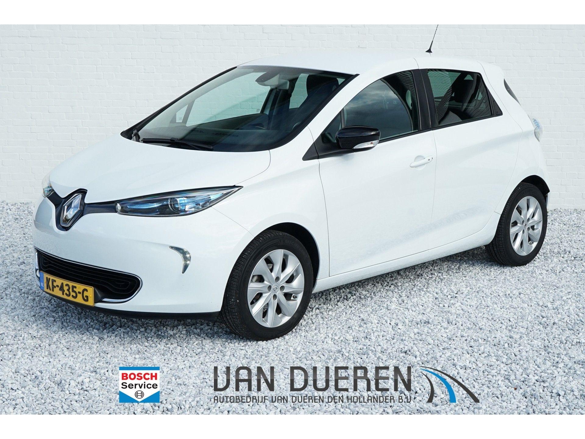 Renault Zoe Q210 Intens Quickcharge 22 kWh (ex Accu)
