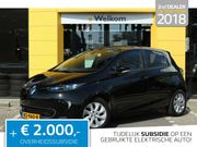 Renault Zoe Q210 Intens Quickcharge 22 kWh (ex Accu) / 4% / CRUISE / CLIMATE / 1E EIGENAAR / 64.000KM!