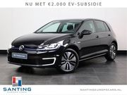 Volkswagene-Golf - e-Golf Warmtepomp 35.8 kWh Warmtepomp, Navigatie, Adaptief Cruise Contro