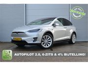 Tesla Model X 100D 6p. AutoPilot2.0, 4% Bijtelling, incl. BTW
