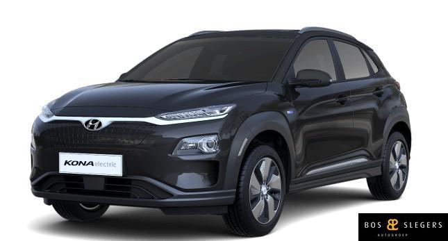 Hyundai Kona EV Premium Sky 64 kWh meerdere kleuren leverbaar