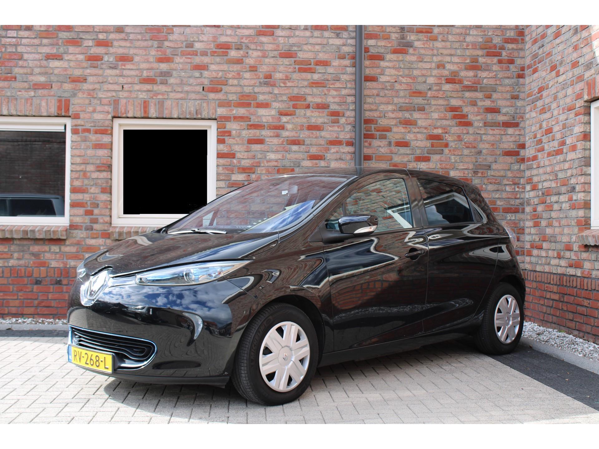 Renault Zoe Q210 Zen Quickcharge 22 kWh | Navi | pdc | Achteruitrijcamera!