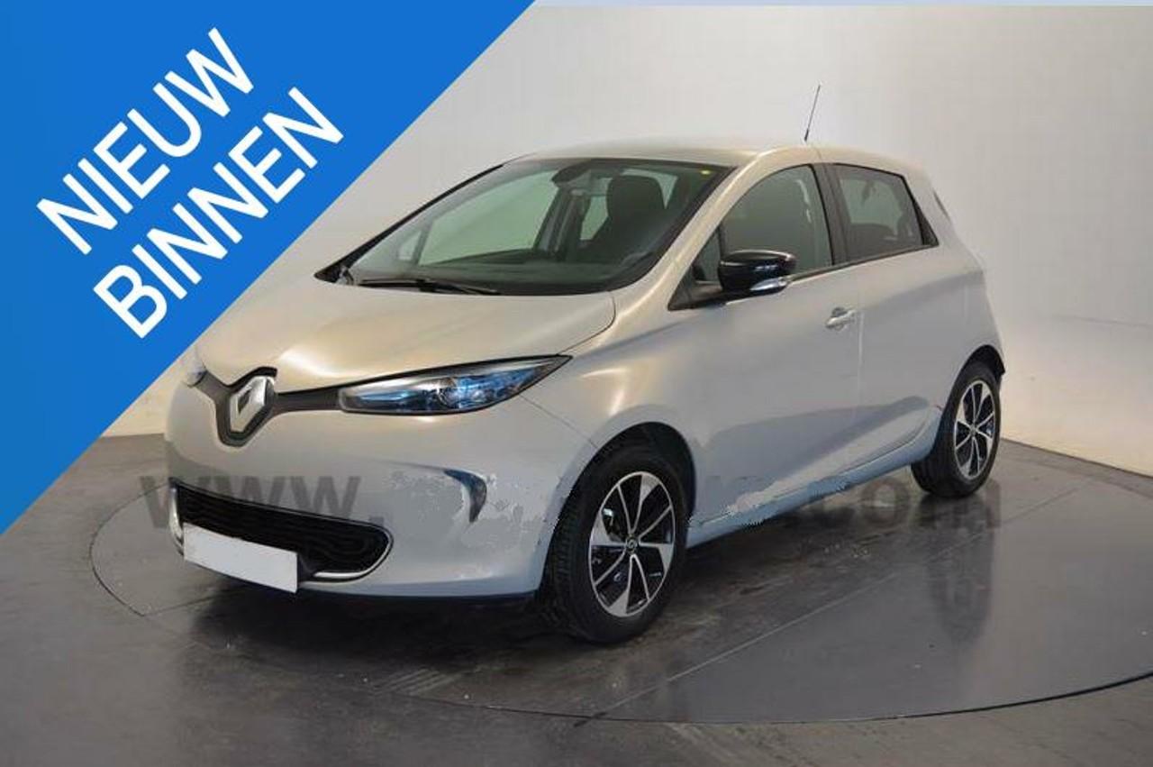 RenaultZoe - R90 Intens 41 kWh (ex Accu) marge geen BTW
