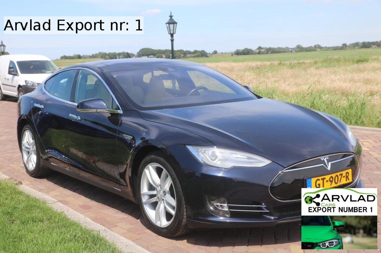 TeslaModel S - MOTORS *26999* NETTO*PANO*SALE* S 85 BASE *PANO * 2015*SALE