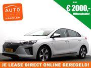 HyundaiIONIQ - Premium EV Electric Aut, Leer, Navi, Camera, Led Xenon - 4% bijtelling