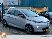 Renault Zoe R90 Intens ZE40 300km 41 kWh BTW-VRIJ/GARANTIE/PDC/NAVI/CLIMA/CRUISE/LM. VELGEN rijklaarprijs!