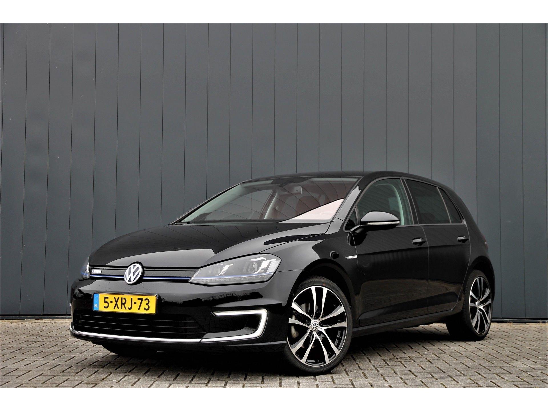 Volkswagen E-Golf / AUT. / NAVI / 4% BIJTELLING / 100% ELECTRISCH