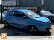 Renault Zoe R90 Intens ZE40 300km 41 kWh BTW-VRIJ/GARANTIE/NAVI/CAMERA/CLIMA/KEYLESS rijklaarprijs!
