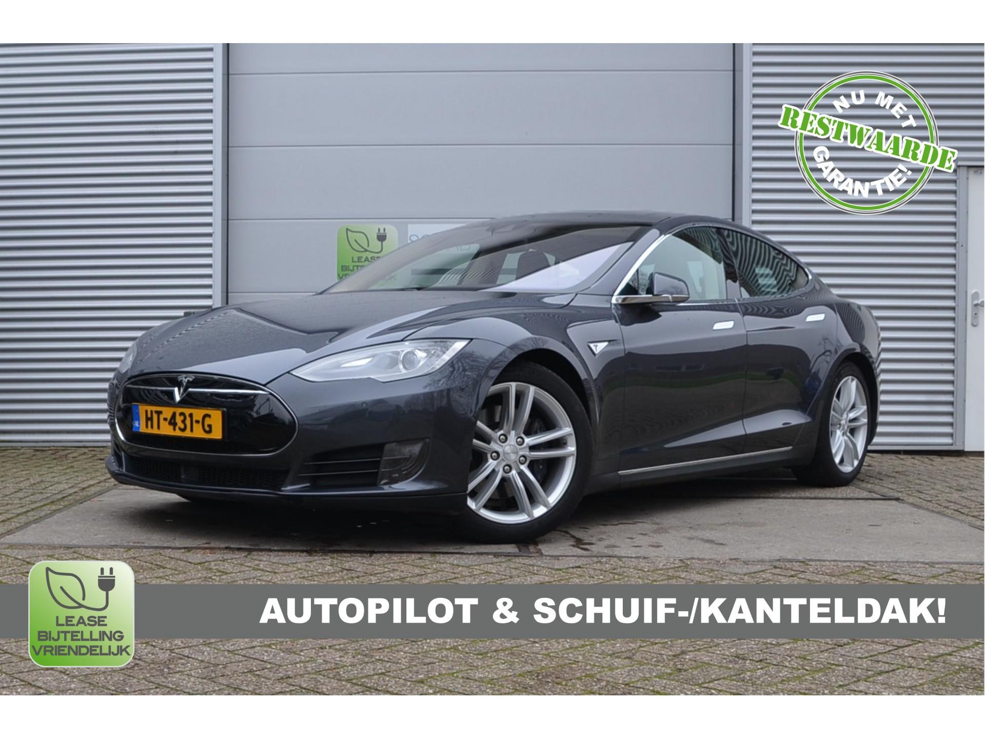 Tesla Model S 85D (4x4) AutoPilot, incl. BTW