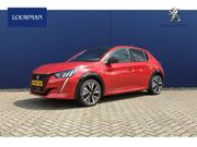 Peugeot208 - New EV 50kWh 136pk GT | PANO DAK | NAVI | FULL LED
