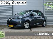 Renault Zoe R90 Life 41 kWh (ex Accu) 4% Bijtelling 11.157ex