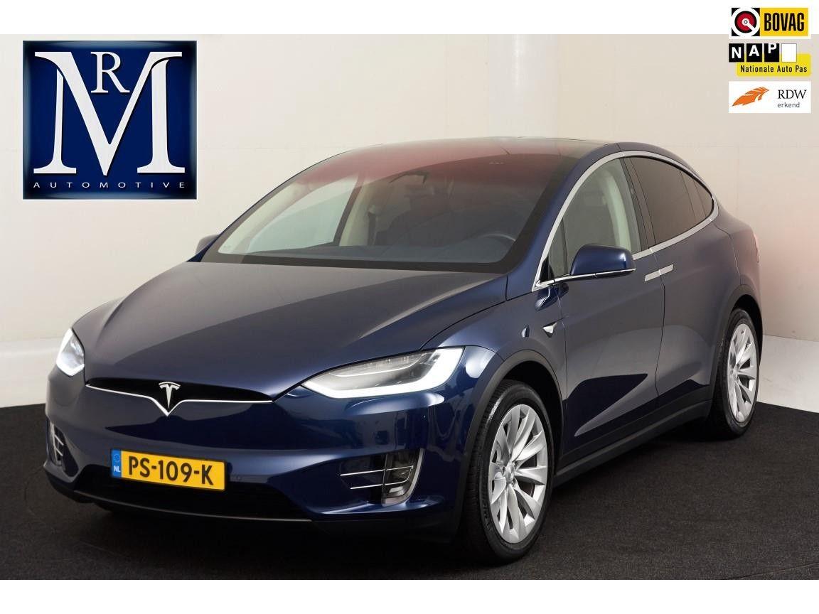 Tesla Model X 75D 6 Person seats *EX. TAXES/VAT* |4WD | AUTOPILOT | PANORAMIC ROOF |