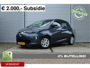 Renault Zoe R90 Life 41 kWh (Accu huur) 4% Bijtelling 9.917ex