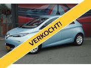 RenaultZoe - Q210 Zen Quickcharge 22 kWh (ex Accu) €2.000, - overheidssubsidie Multimedia- en Navigatie