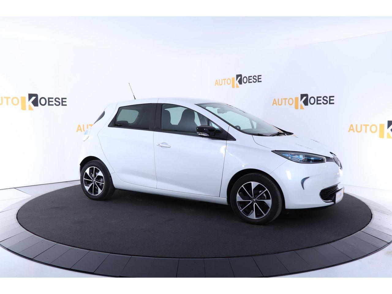 Renault Zoe R90 Intens 41kWh 4%BIJT/GROTE RANGE € 16.819 INCL.