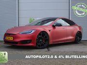 Tesla Model S P100D (4x4) Ludicrous+ AutoPilot2.0+FSD 95.040ex