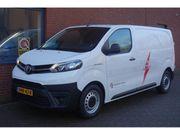 Toyota ProAce Worker Electric Standard Range Navigator 2020-edition De Bus voor elke klus!