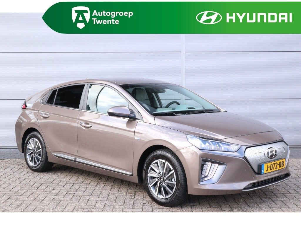 Hyundai Ioniq Premium EV / Zakelijk / / Luxe uitrusting