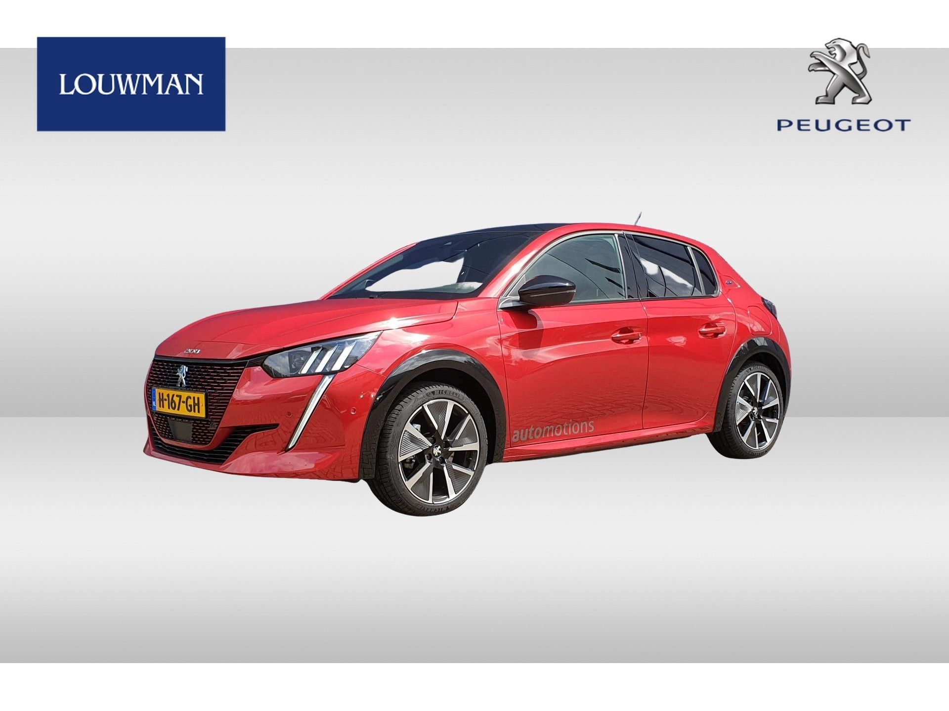 Peugeot 208 New EV 50kWh 136pk GT | Navi | Clima | Pano dak | Full led | 8% bijtelling |