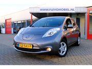 Nissan Leaf Acenta 24 kWh Aut.- € 8.750 na subsidie! - Navi|A-Cam|Clima|LMV