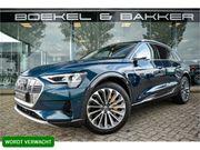 Audi E-tron 55 quattro advanced Pro Line Plus 4% - - Panodak - Matrix - Virtual - B&O HUD - TREKHAAK AFNEEMBAAR- 21 inch - 5 jaar of 100.000km garantie!! MIA Subsidie