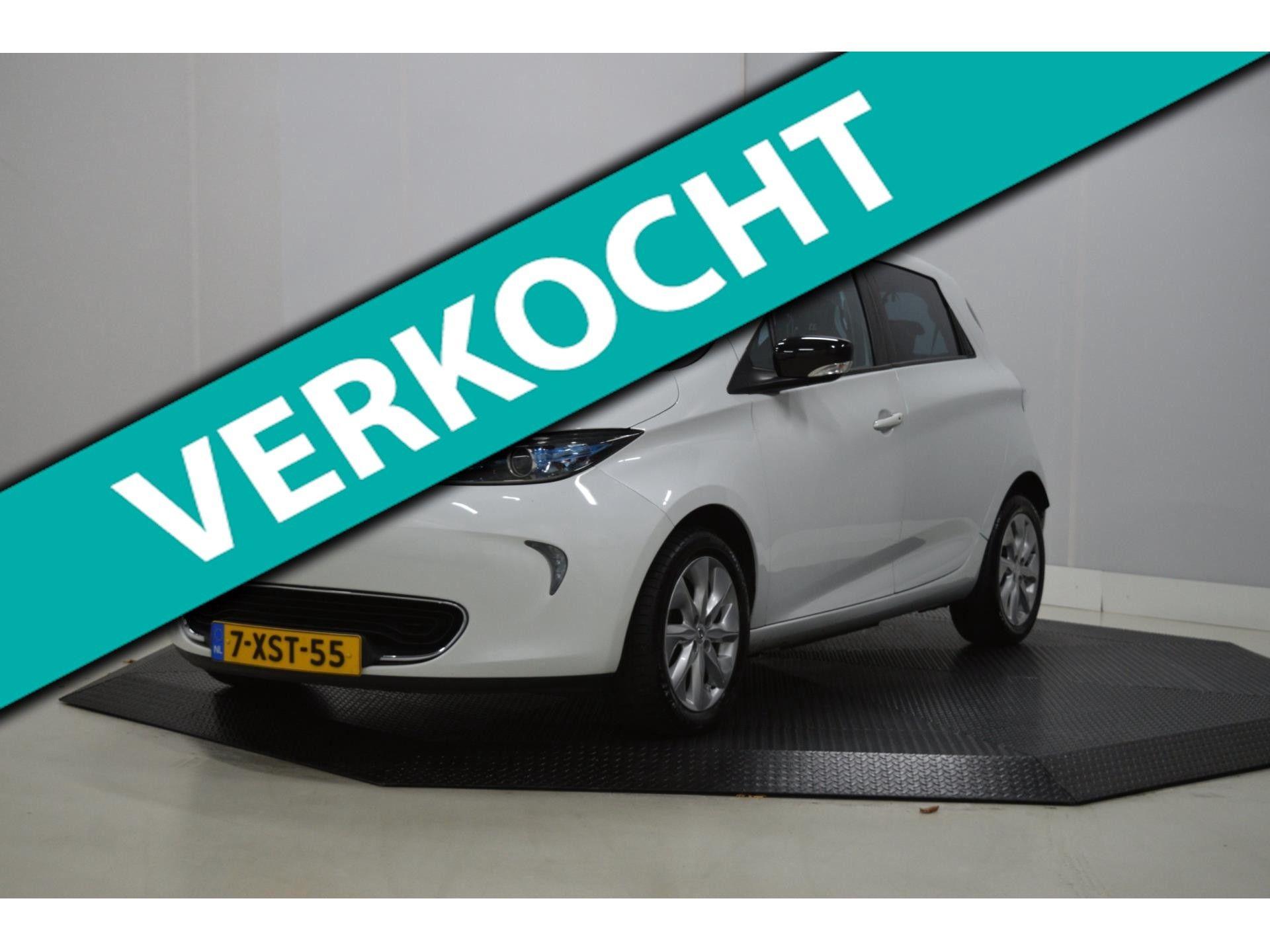Renault Zoe Q210 Zen Quickcharge 22 kWh Incl. BTW!