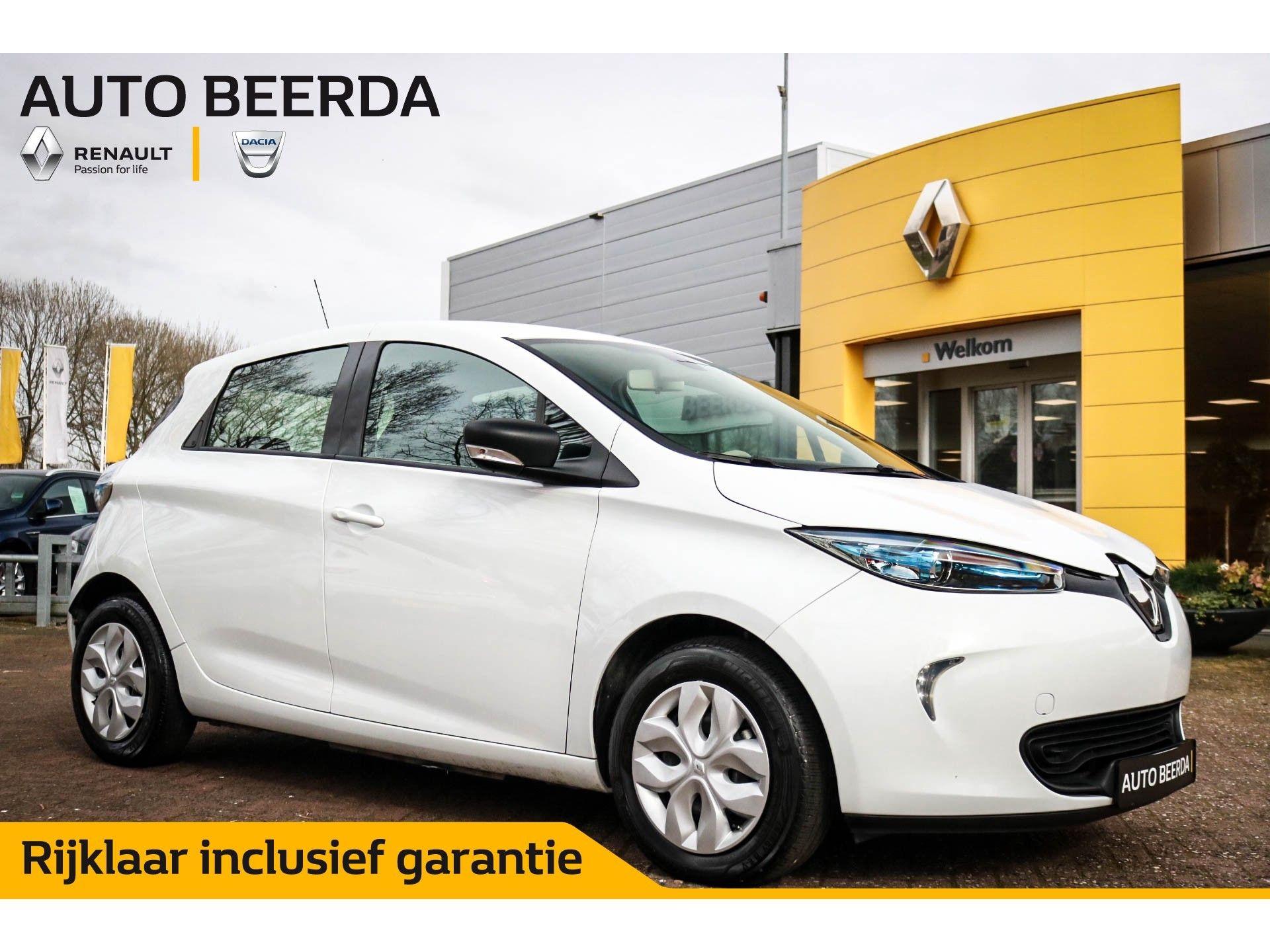 Renault Zoe R90 Life 41 kWh   All-in prijs!