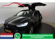 Tesla Model X 100D 418PK Autopilot Luchtvering () 4% Bijtel