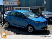 Renault Zoe R90 Zen ZE40 300km 41 kWh BTW-VRIJ/GARANTIE/NAVI/PDC/CLIMA/CRUISE rijklaarprijs!