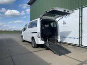 NissanEvalia - E-NV200 - UNIEKE ELEKTRISCHE ROLSTOELBUS - Freedom Auto Aanpassingen