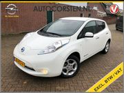 """Nissan Leaf Acenta (Ex. Btw) (Ex accu) 30 kWh (Ex. Btw) Navi Ecc Camera 16""""LM Cruise-Control DAB-Radio Tel.BlueTooth MultiMedia Elek.Inkl.Spiegels+Ramen-V+Achter"""