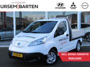 Nissan e-NV200 - Business 40 kWh Kipper Navigatie Stuur/stoelverwarming VETH ombouw Pick-up
