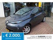 RenaultZoe - Q90 Intens Quickcharge 41 kWh (ex Accu) NAVIGATIE / CRUISE CONTROLE / PARKEERSENSOOR + CAM