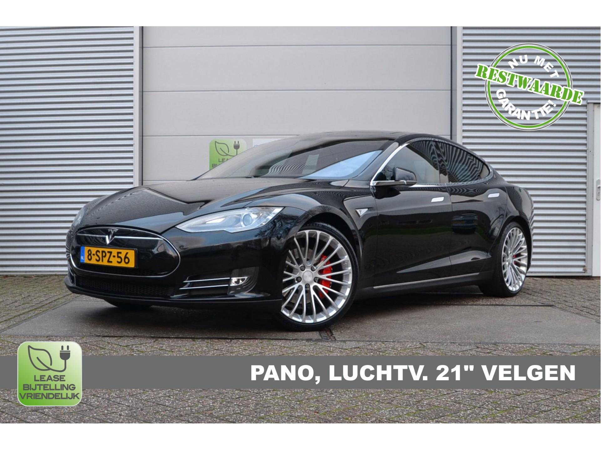 Tesla Model S 85 Performance Full Options, incl. BTW
