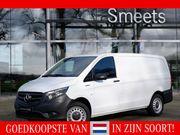 Mercedes-BenzVito - eVito ELECTRIC LANG LAUNCH EDITION