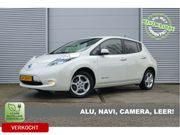 Nissan Leaf 24 kWh Leder, Navi, Alu, Camera